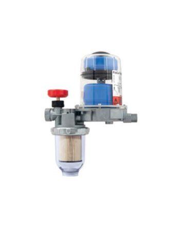 Automatischer Heizentlüfter/ Heizölfilter FloCo-Top-1K