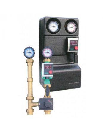 Heizkreispumpengruppe AT-HK 2 für Heizkörper/Fußbodenheizung mit Pumpe