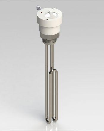 WIP | Elektrischer Heizstab | 3 kW | 400V | mit Thermostat