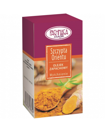 Pachnaca Szafa ätherisches Duftöl   eine Prise Orient   10 ml