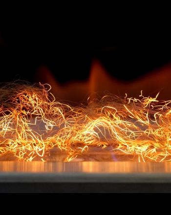 Kratki Glutfaser - visueller Effekt ca. 300 Stunden | GLOW/FLAME