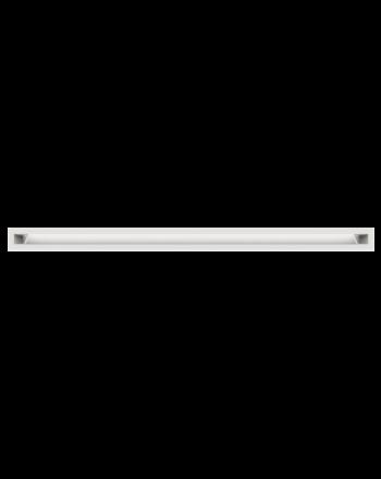 #Kamin-Luftleiste / Lufteinlass | 1000x60mm | Weiß | B-Ware