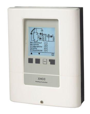Sorel universeller Heizungsregler | XHCC V1 (CAN) oder V2 (Ethernet)