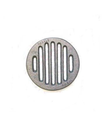 Rundrost - Gussrost Kaminofenrost Ø 165 mm ZT4