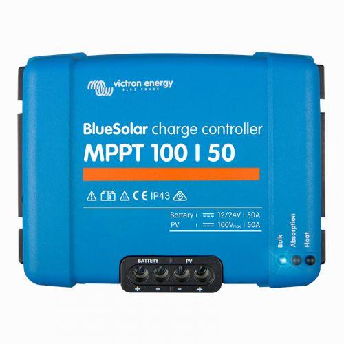 Victron Solar Laderegler | Blue Solar | MPPT 100/50 | Klimaworld