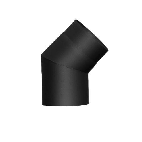 Jeremias Ofenrohr/Winkel 45° ohne Reinigungsöffnung