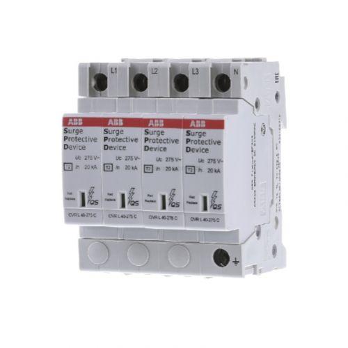 ABB Stotz Überspannungsschutz   Typ2   TN-S 4P 4   OVRT24L40-275PQ