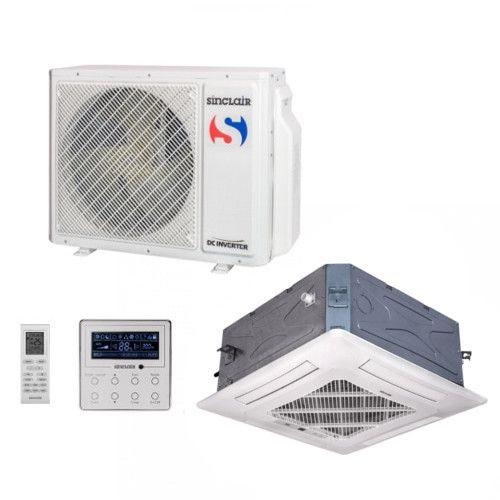 Split Klimaanlage Kassetengeräte Sinclair UNI DC-Inverter 5kW
