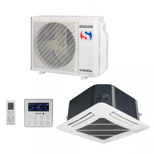 Sinclair Kassetten Klimagerät DC-Inverter Klimaanlage UNI Baureihe 10kW