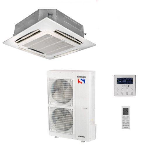 Sinclair Kassetten Klima DC-Inverter Klimaanlage UNI Baureihe 11kW