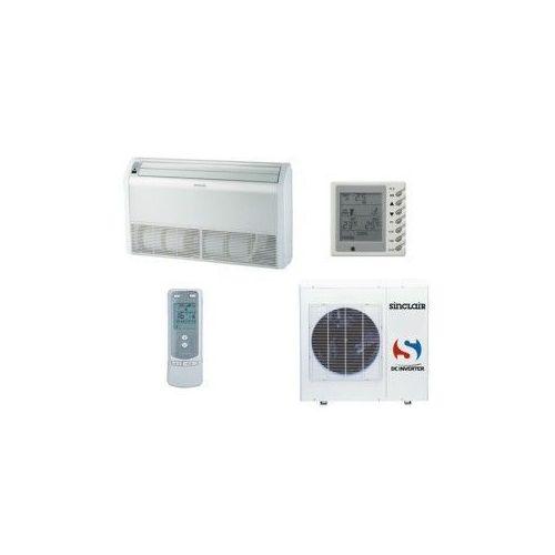 Sinclair Truhen Klimagerät DC-Inverter Klimaanlage UNI Baureihe 11kW