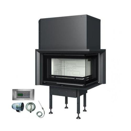 Kamineinsatz Warmluftkamin BeF Home Optim V 8 CP Heizkamin 10 kW