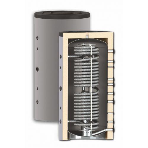 Thermoflux Hygiene Kombispeicher ohne Wärmetauscher 800 Liter HYGTK