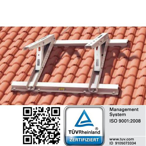 Dachkonsole für Klimaanlagen Inverter Universal Halter Schrägdächer