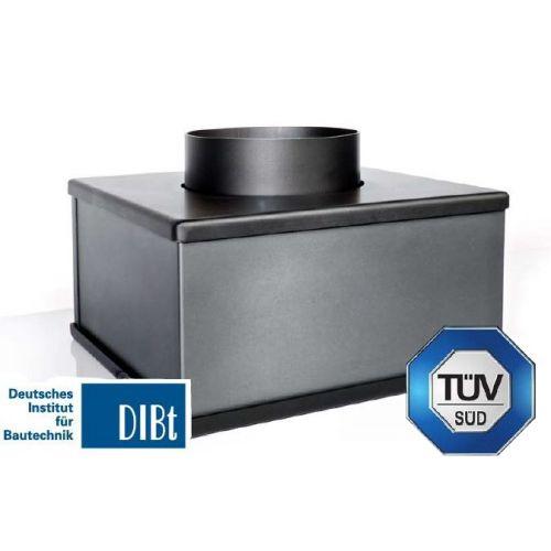 ChimCat Feinstaubkatalysator V 4.0 zur Erfüllung der BImSchV V4.0 250/250/180-3k