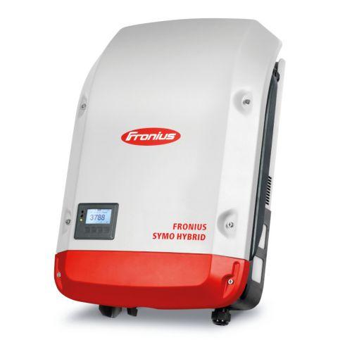 Fronius Symo Hybrid 4.0-3-S   Wechselrichter   6,5 kW    1-MPP-Tracker