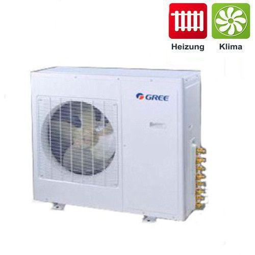 Klimagerät GREE Inverter Außengerät Multisystem 12,1kW