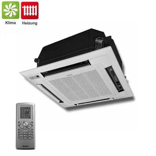 Klimagerät GREE Multi Inverter Deckenkassette 3,5 kW GKH-12-BA-G Innengerät