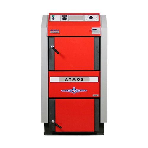 ATMOS GS40 Scheitholzvergaser Holzvergaserkessel   40 kW