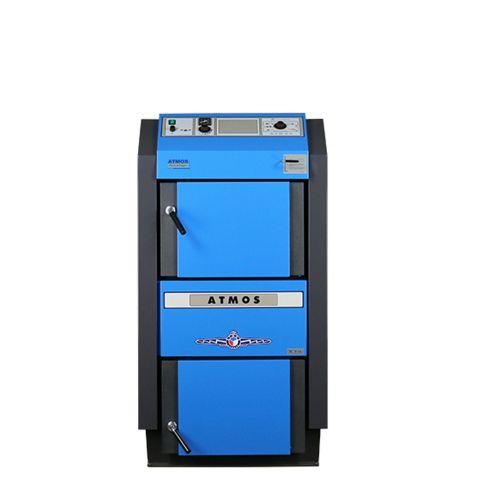 ATMOS DC22GSE Scheitholzvergaser | Bafa gefördert | 23 kW