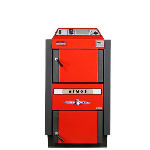 ATMOS DC30SE Holzvergaserkessel Scheitholzvergaser | 30 kW