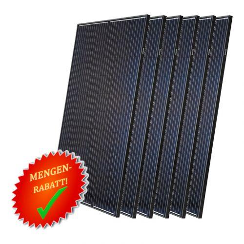 Klimaworld Solar Module   monokristallin   6x 320 Watt