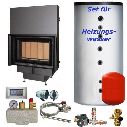 Wasserkamin Aquatic WH 750 V 14,5 kW BEF Home Set 1