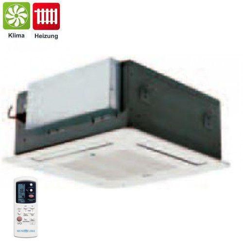 Klimagerät DC Inverter Deckenkassette Multisplit Innenteil Mundoklima 2,5 kW