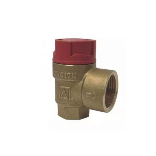 Sicherheitsventil 1/2'' Überdruckventil für 2,0 bar Heizungssysteme