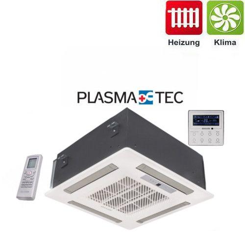 Klimagerät DC Inverter Deckenkassette Multi System Baureihe 4,5kW