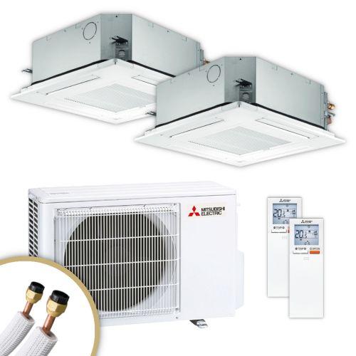 MITSUBISHI | Klimaanlage | SLZ-M | 2,5 kW + 3,5 kW