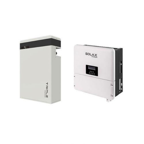 Solax    Solar Speicher Set   T-BAT H 5.8   5,8 kWh