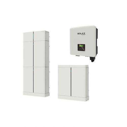Solax Speicher-Set - T-BAT H 9.0 + X3-HYBRID-8.0-D G4 | 9,2 kWh