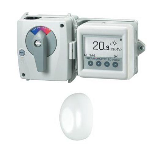 Thermomatic | EC-Home Standard | komplett mit Außenfühler