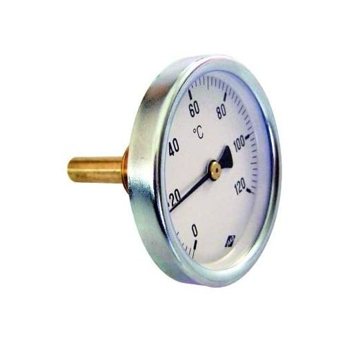 Thermometer mit Tauchhülse