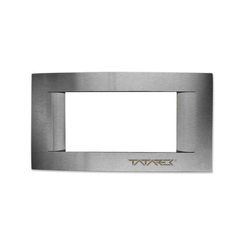 Titanium-Design-Rahmen für Tatarek Kaminsteuerungen