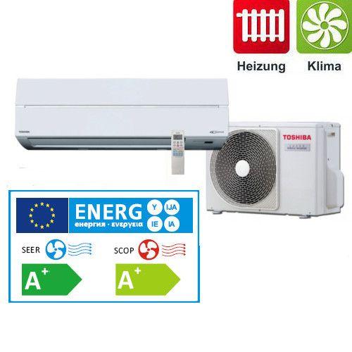 Klimagerät Toshiba RAV SET RAV-SM566KRT-E + RAV-SM564AT-E 5kW