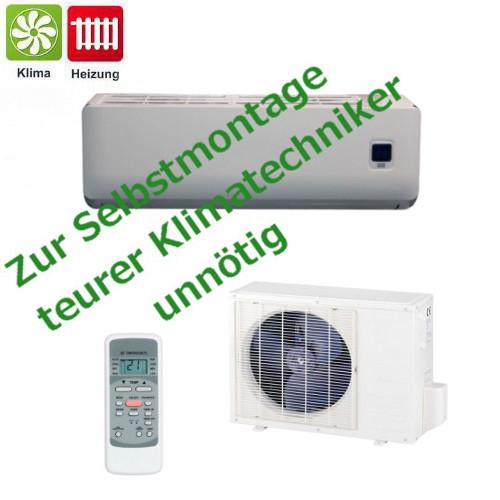 split klimaanlage dc inverter ms11m6 18hrfn1 qe 4 5 kw. Black Bedroom Furniture Sets. Home Design Ideas