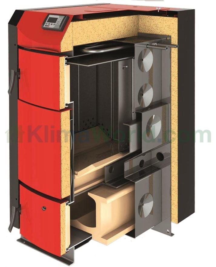 holzvergaser pid logic vergaserkessel mit 25 kw scheitholz pyrolysekessel ebay. Black Bedroom Furniture Sets. Home Design Ideas