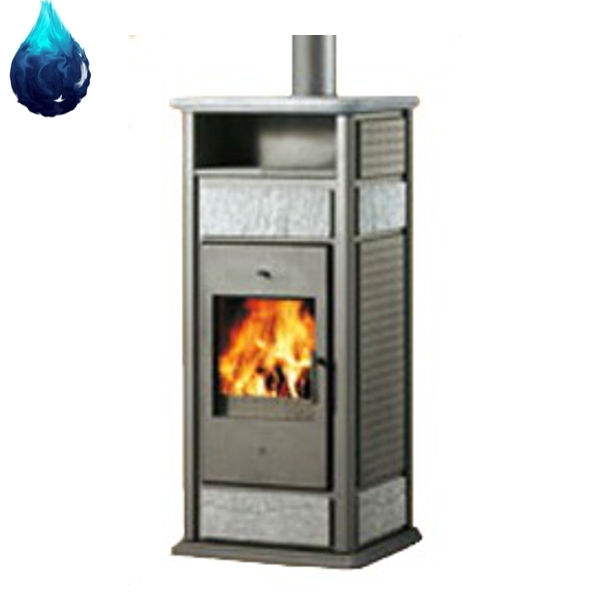 kaminofen wasserf hrend klima cs 15kw edilkamin warmhalteplatte ebay. Black Bedroom Furniture Sets. Home Design Ideas
