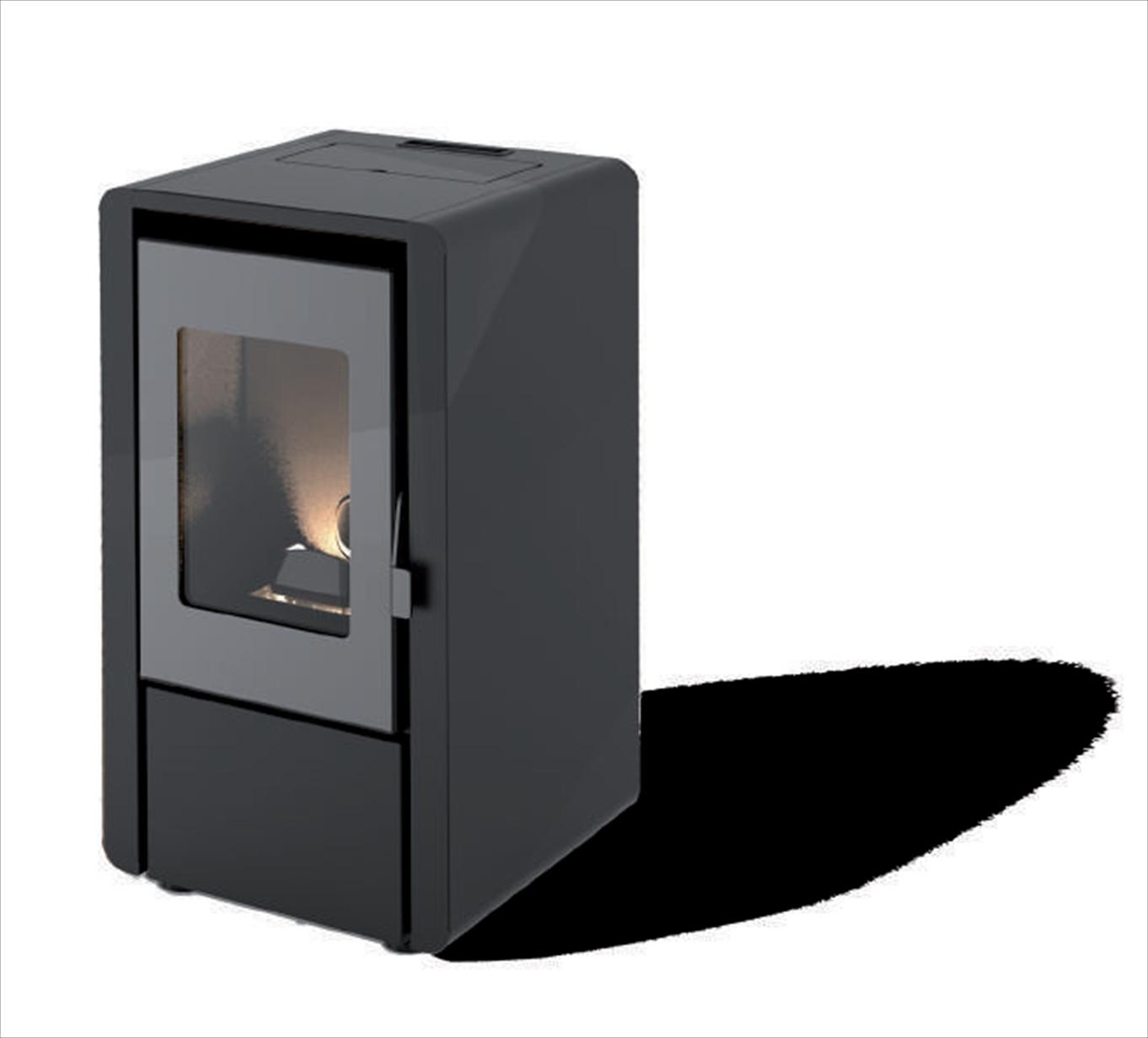 kalor po le a granul s petite 6 avec 6 kw ebay. Black Bedroom Furniture Sets. Home Design Ideas