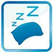 Funktion für Schlafkomfort