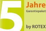 Logo Rotex Garantiepaket