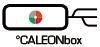 °CALEONbox Logo