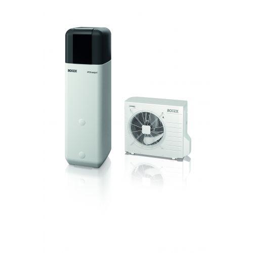 Luft-Wasser-Wärmepumpen
